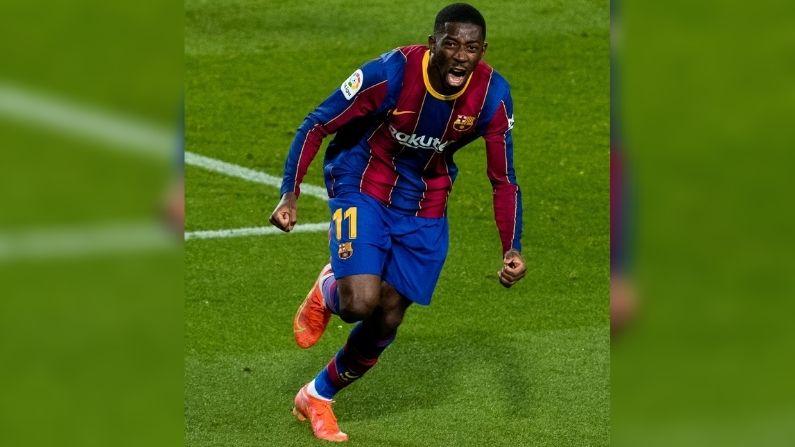 La Liga Barcelona vs Valladolid