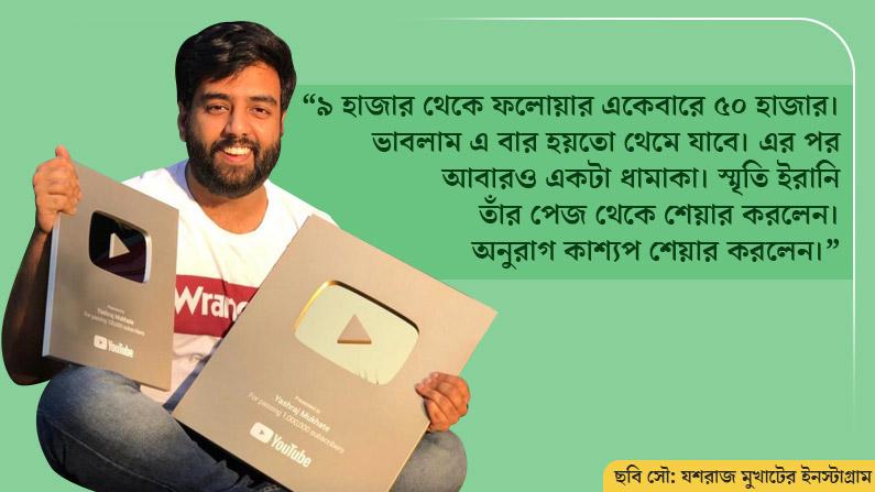 Yashraj Mukhate on Anurag Kashyap sharing his mash-up video