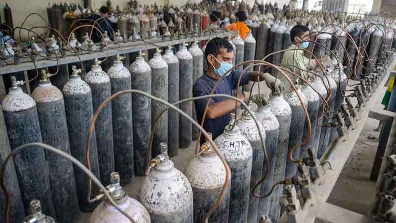 সঙ্কট মেটাতে কলকাতা বন্দর হাসপাতালে বসছে অক্সিজেন ট্যাঙ্ক