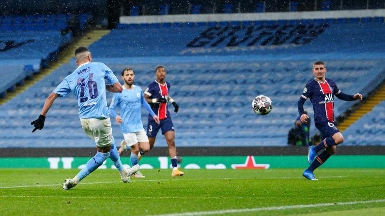 UEFA Champions League Manchester City vs PSG