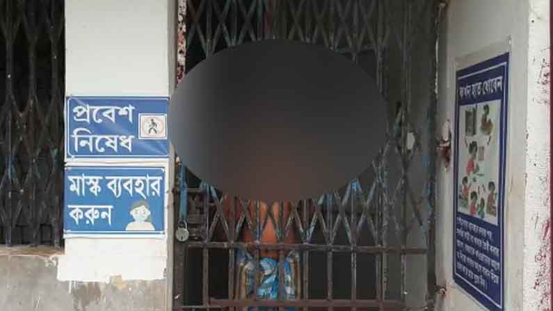 Hanging body found in Ghatal Super Specialty Hospital