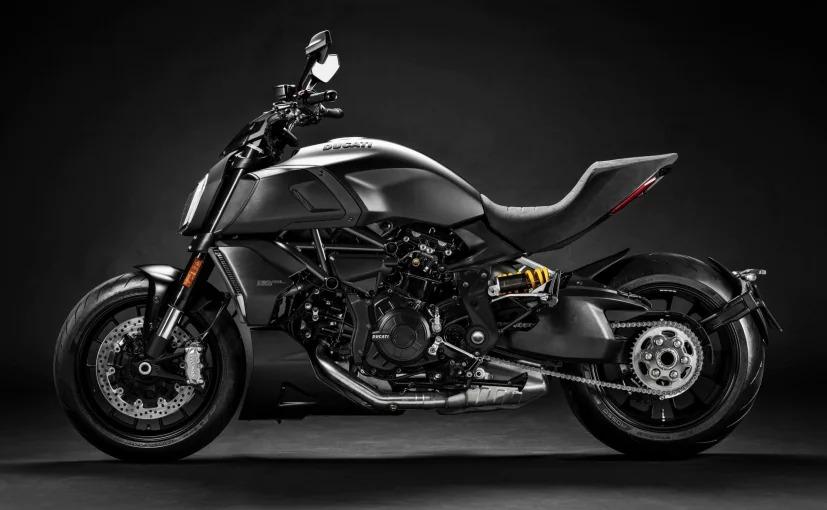 BS6 Ducati Diavel 1260